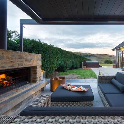 Outdoor rooms feature as one of the latest home trends