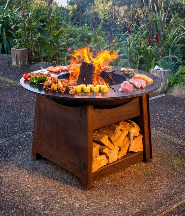 Outdoor fire pit nz