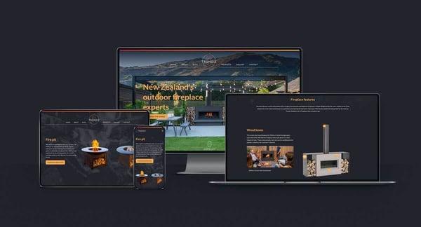 New Trendz Website