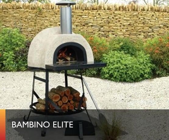 Bambino Elite pizza oven