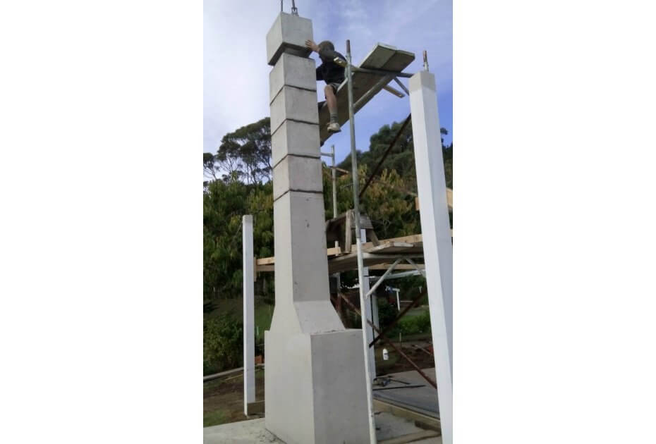 chimney-extension-install-man-scaffold-grey-concrete-5-five-delivery