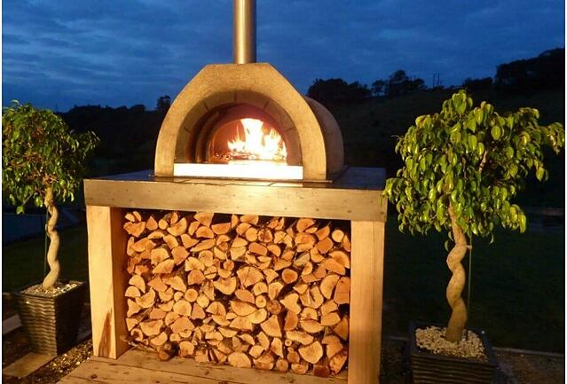 How To Convince Your Partner You Need A Pizza Oven
