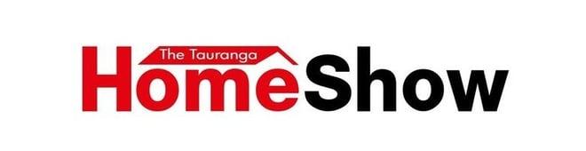tauranga home show logo transparent