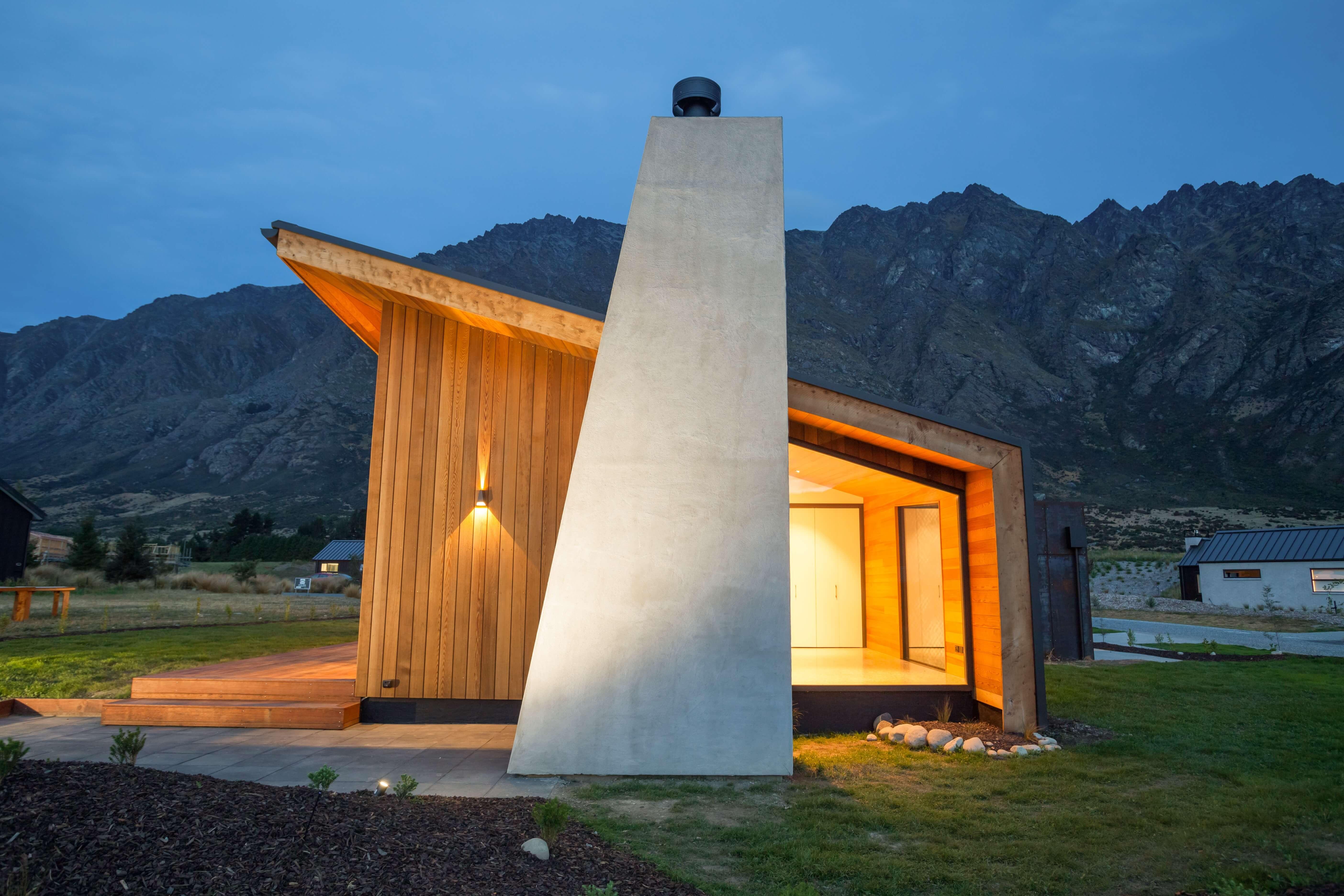 Designer outdoor fireplaces nz