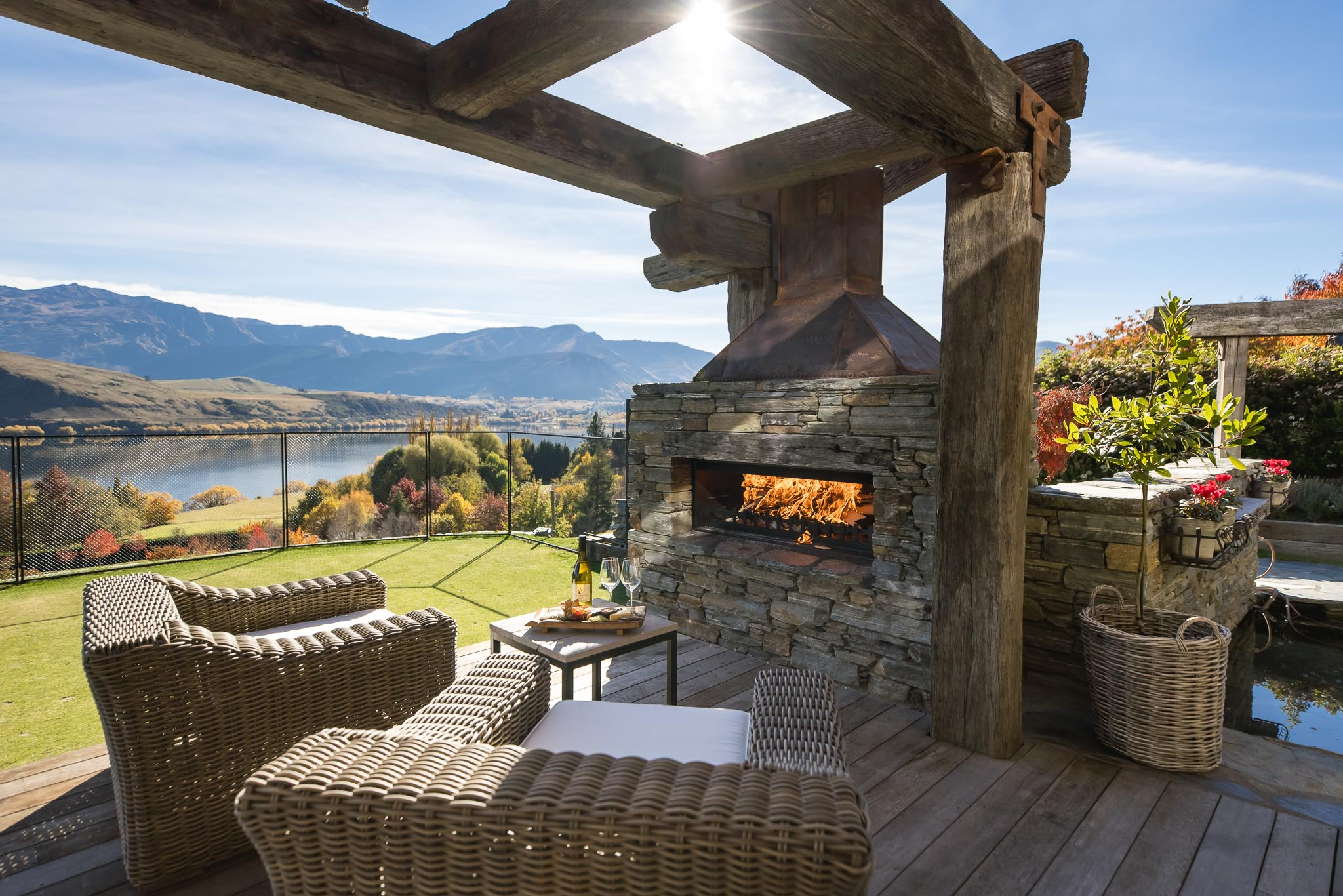 Outdoor spaces that wow