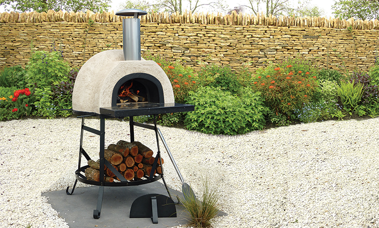 Wood fired pizza oven nz