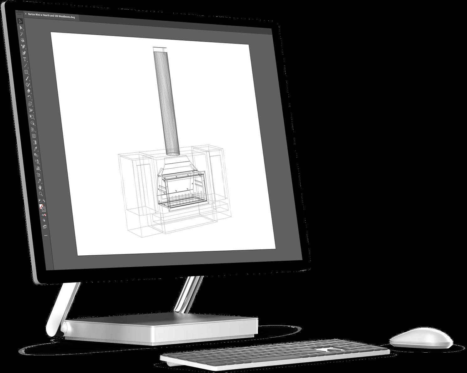 Mini Burton design files download