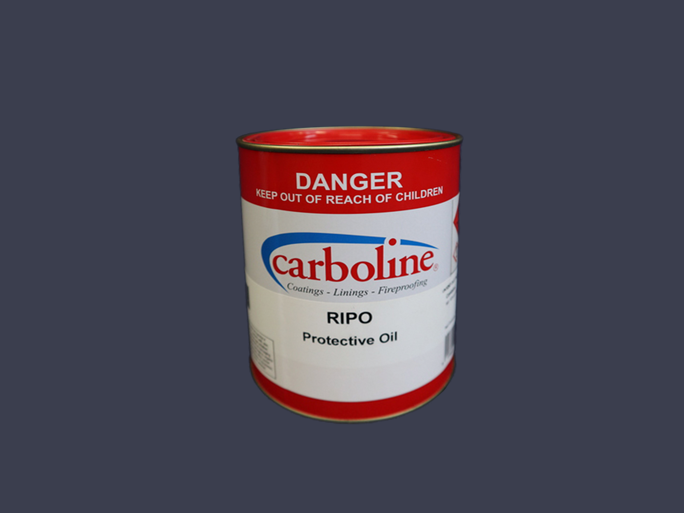 Ripo oil for protecting corten steel